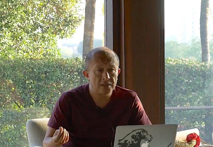 Dzongsar Jamyang Khyentse Rinpoche on Vajrayana Buddhism